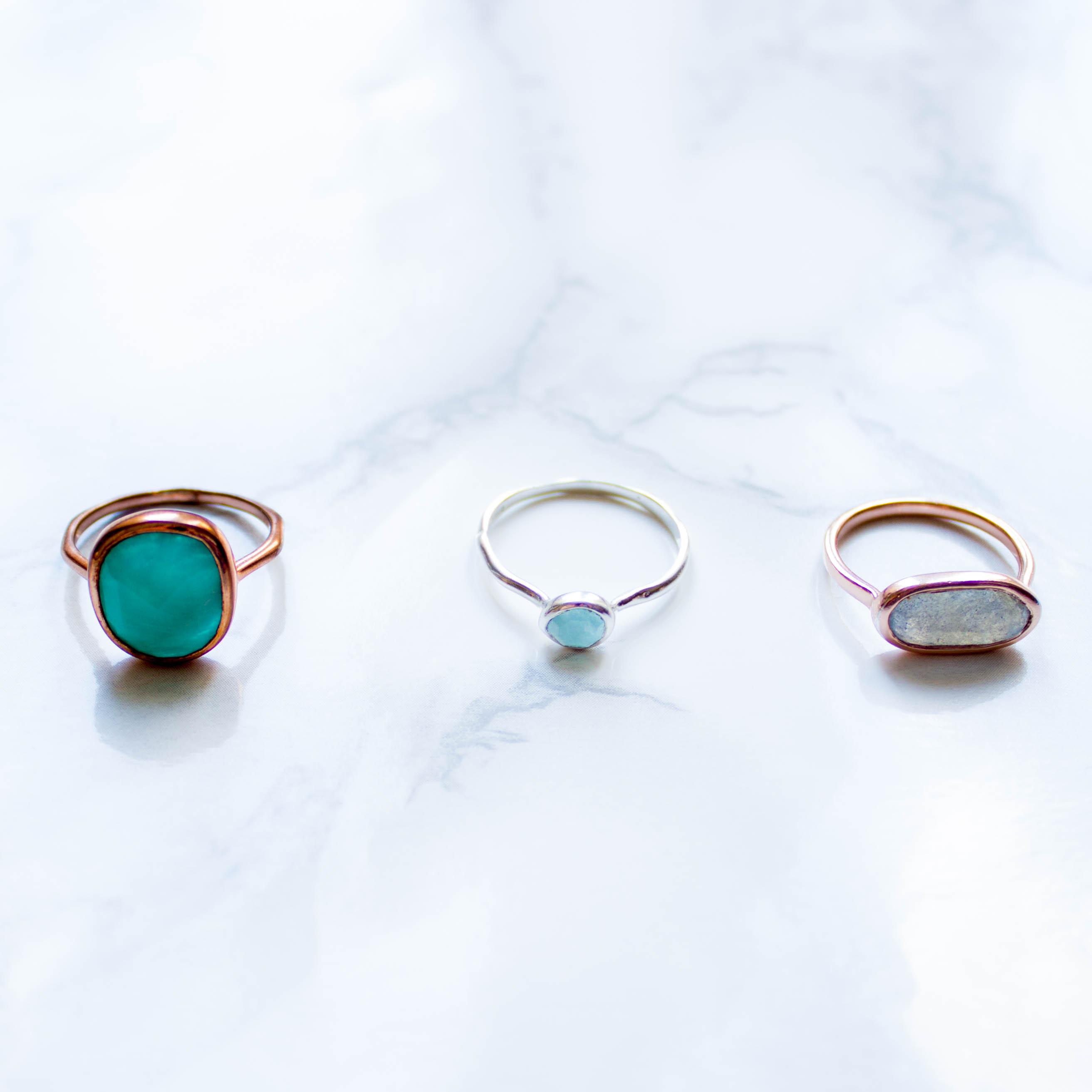 Monica Vinader Rings are stunning