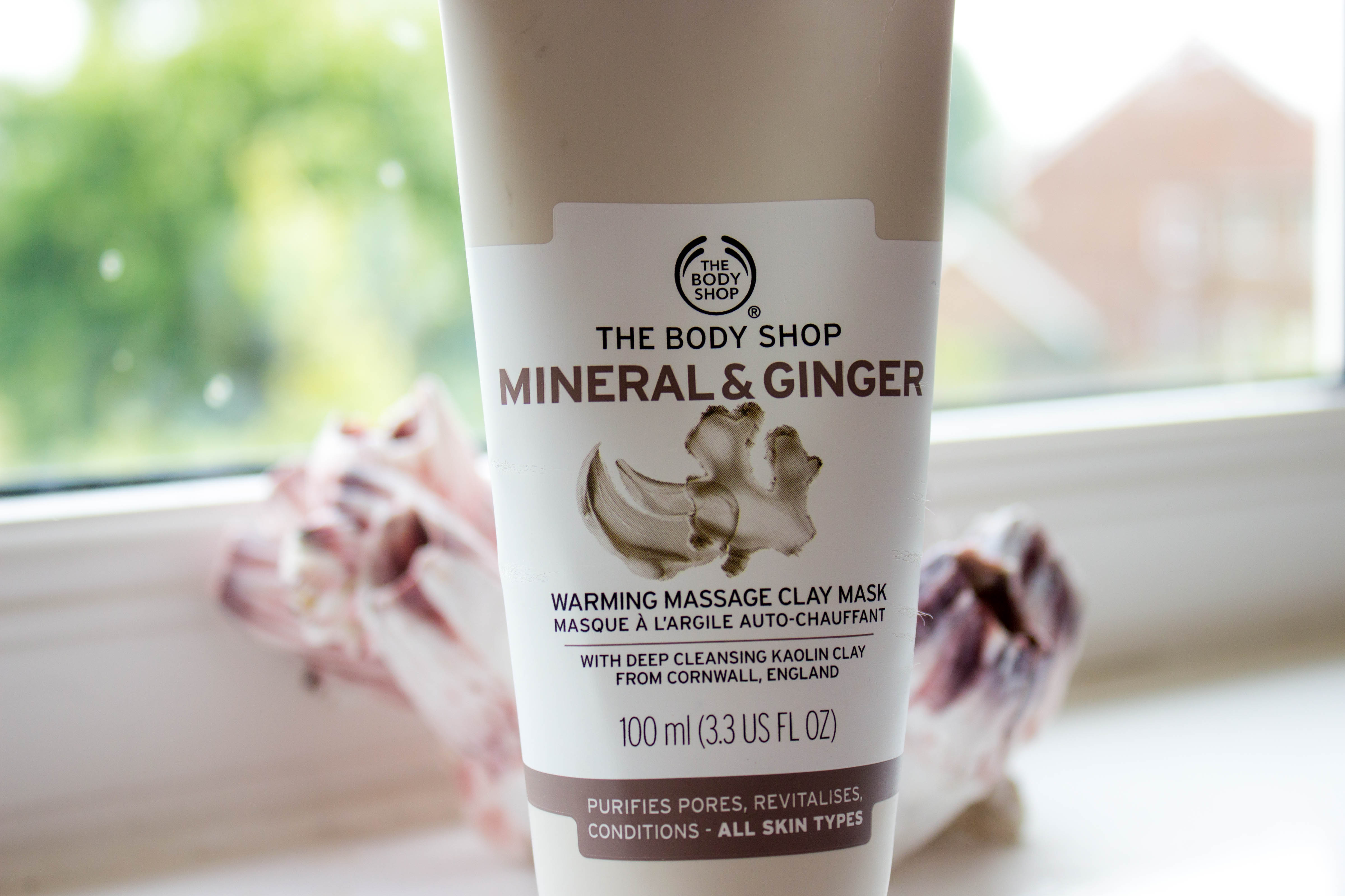 Best face mask ever by the Body Shop